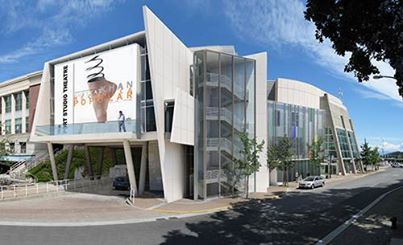 Proposed design for the Community Performing Arts Centre