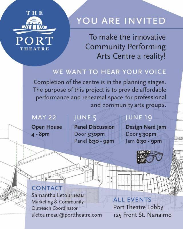 Port Invite