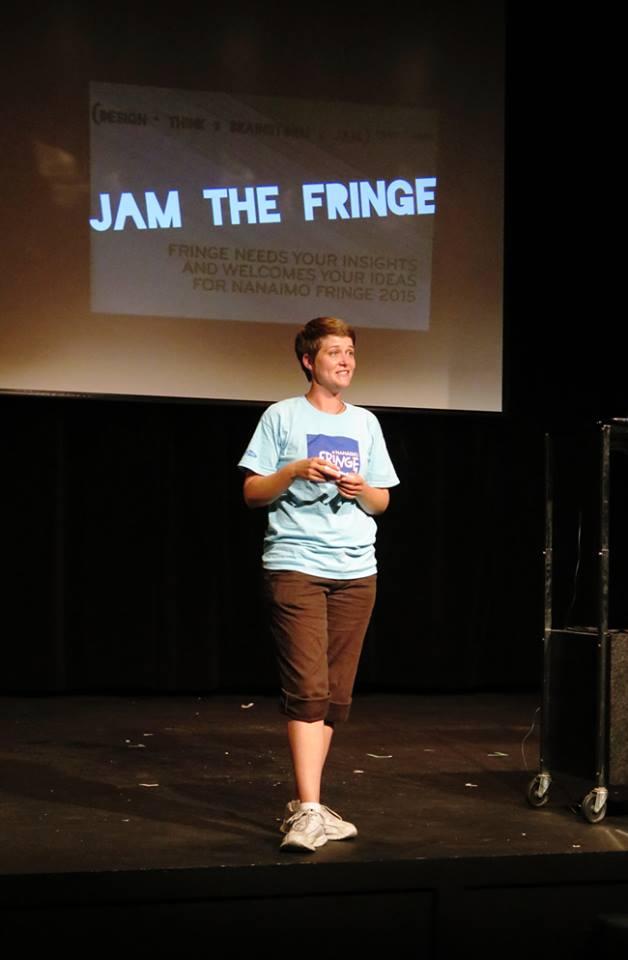 Chelsee Damen, Fringe Director